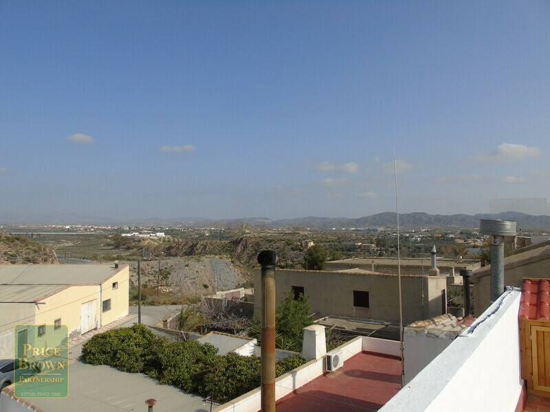 AF591: Apartment for Sale in Cantoria, Almería