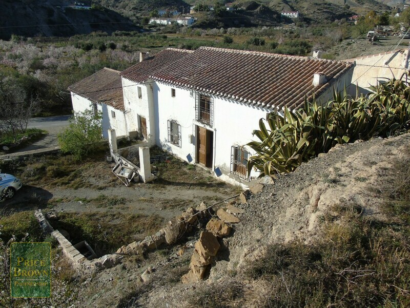 AF593: Cortijo for Sale in Saliente Alto, Almería