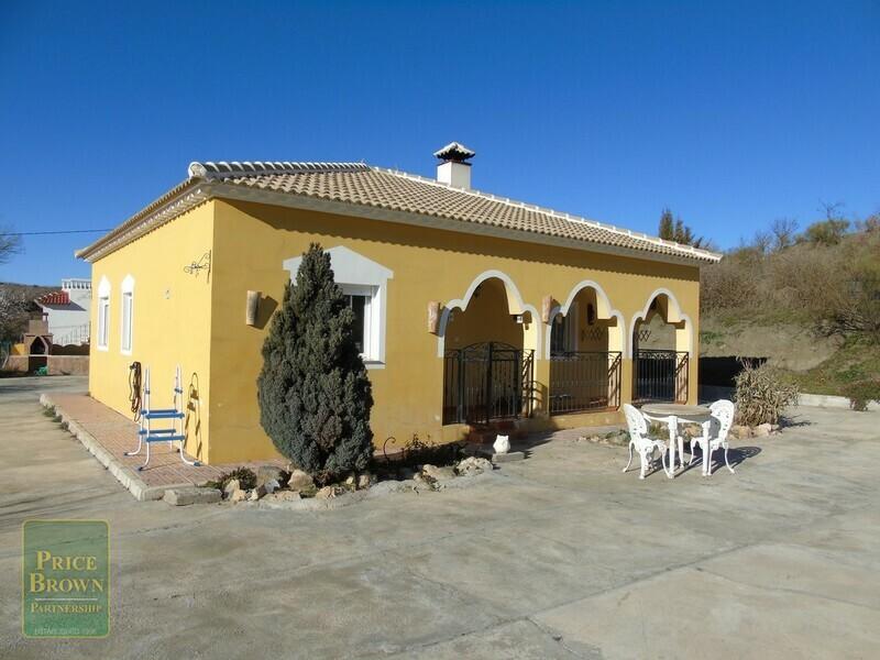Villa in Oria, Almería