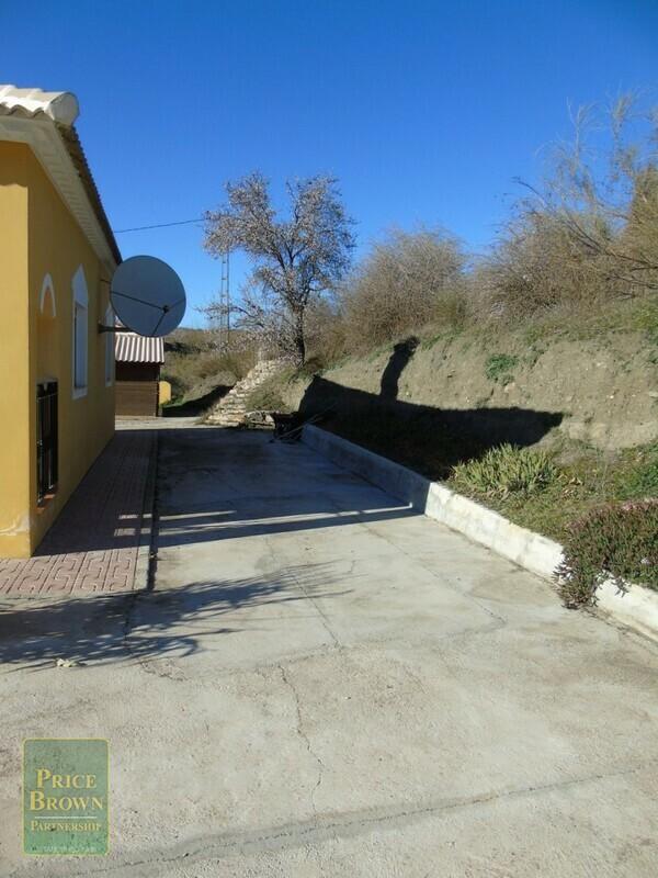 AF596: Villa for Sale in Oria, Almería