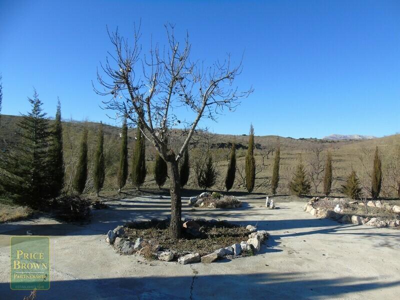 AF597: Chalet en venta en Oria, Almería