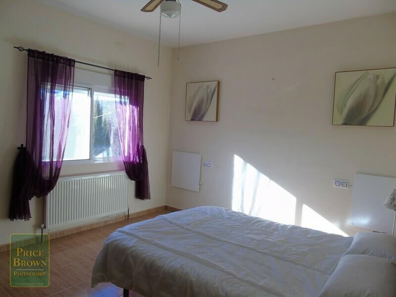AF597: Villa for Sale in Oria, Almería