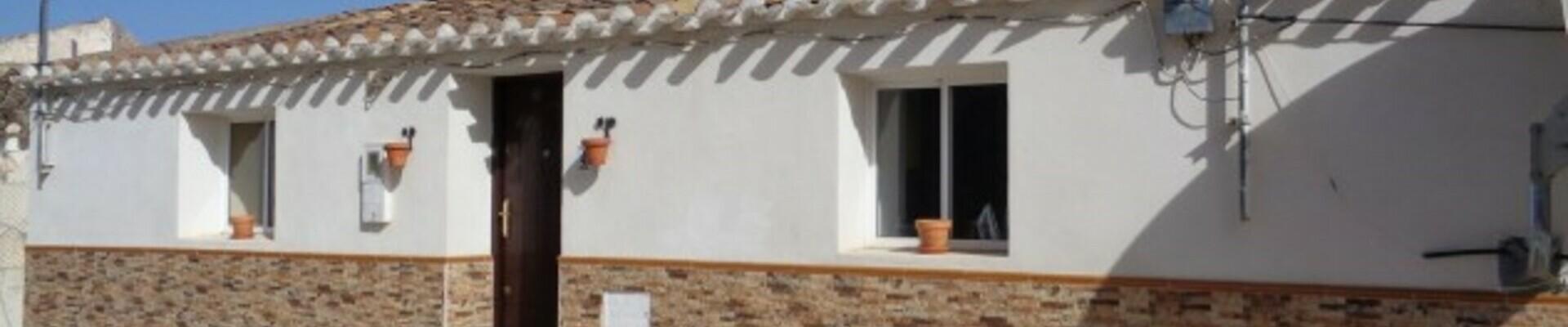 AF599: 2 Bedroom Cortijo for Sale