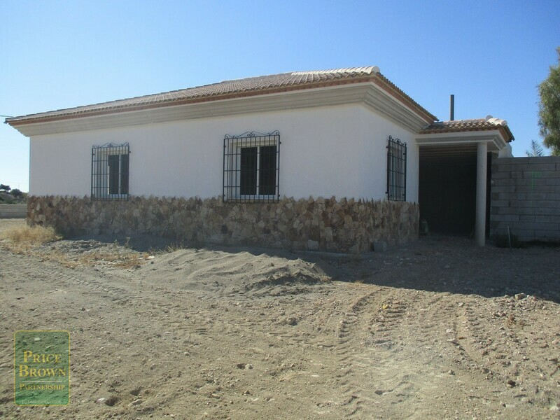 AF604: Villa for Sale in Albox, Almería