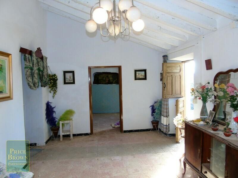 AF608: Cortijo for Sale in Albox, Almería