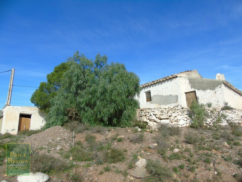 3 Bedroom Cortijo