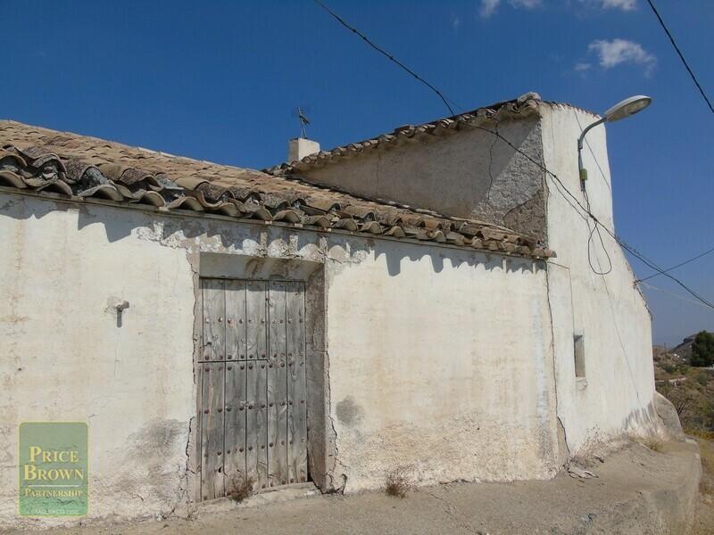 AF616: Cortijo for Sale in Oria, Almería