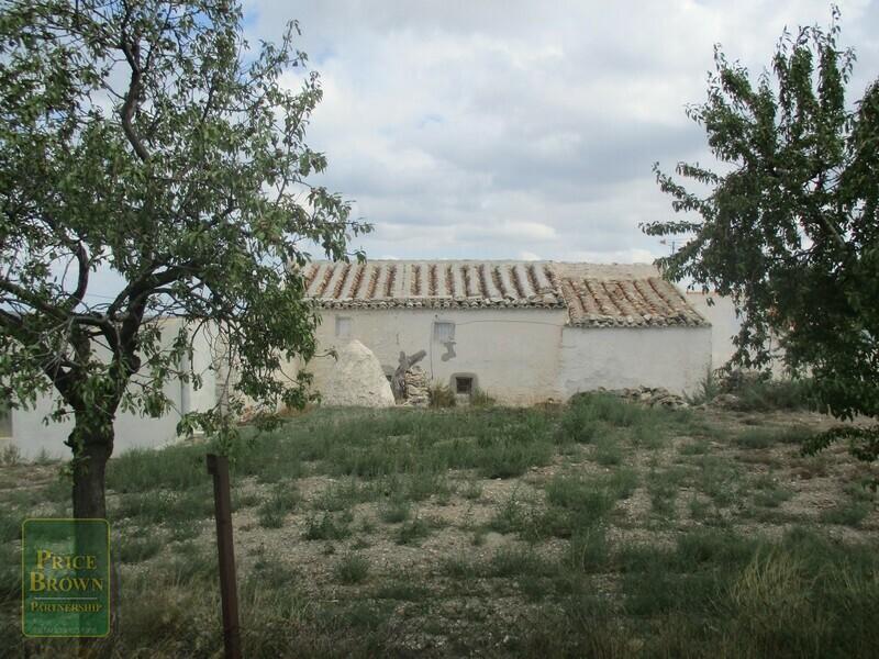 Cortijo in Velez-Rubio, Almería