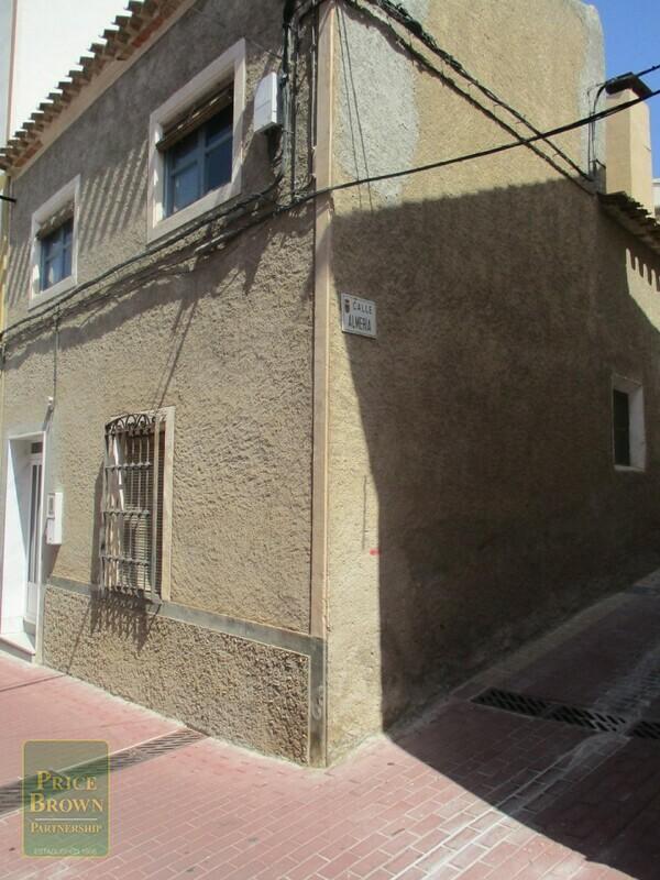 Duplex en Oria, Almería