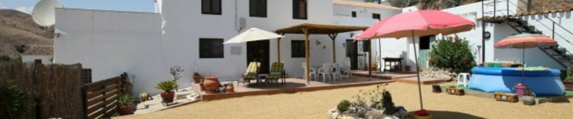 AF625: 4 Bedroom Cortijo for Sale