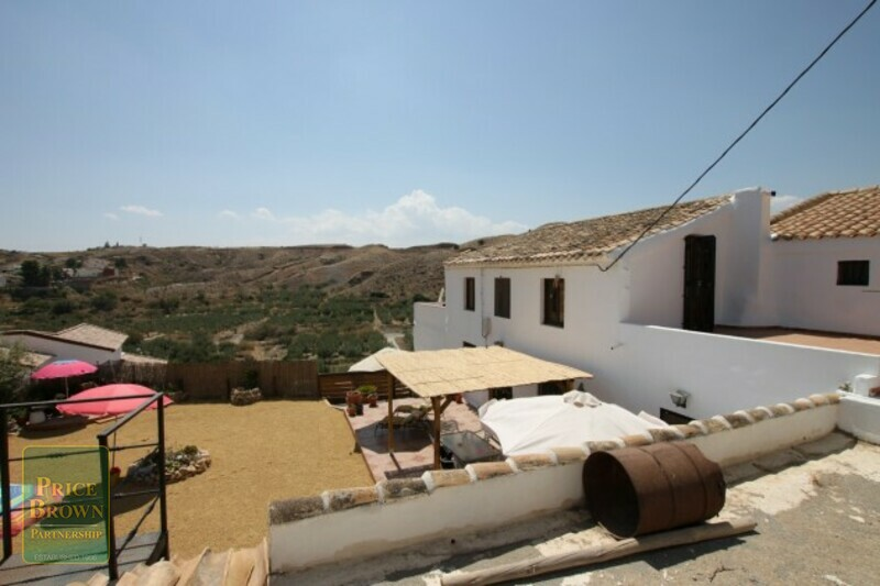AF625: Cortijo for Sale in Albox, Almería