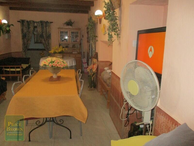 AF626: Cortijo for Sale in Taberno, Almería