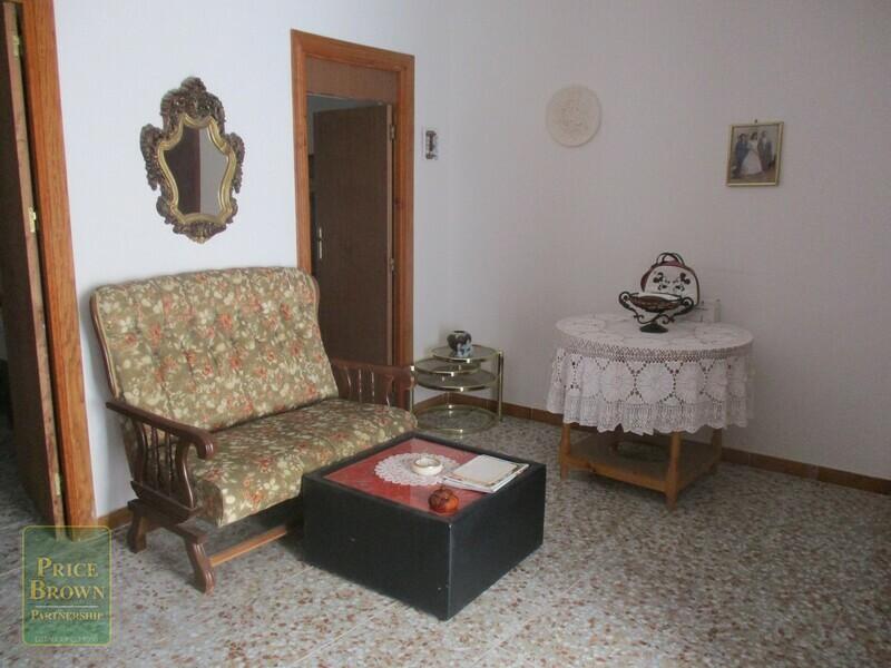 AF627: Cortijo for Sale in Oria, Almería