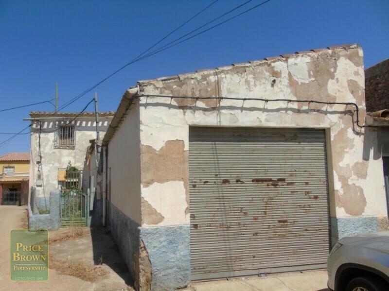 AF630: Cortijo for Sale in Lubrin, Almería
