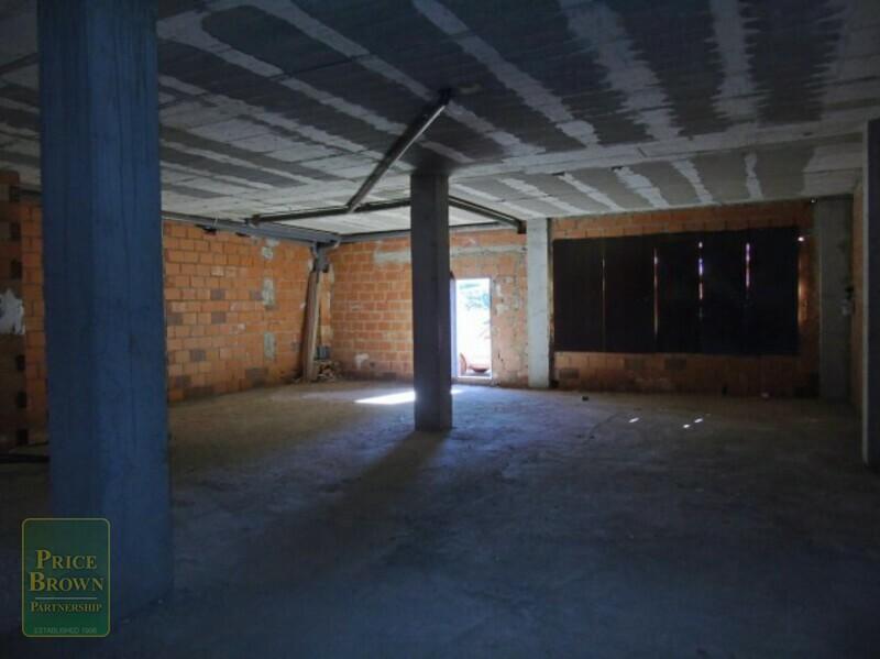 AF631: Commercial Property for Sale in Albox, Almería