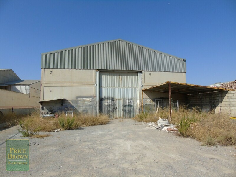 AF633: Commercial Property for Sale in Albox, Almería