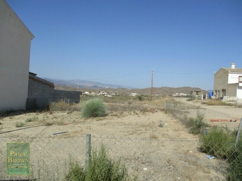AF636: Land for Sale in Albox, Almería