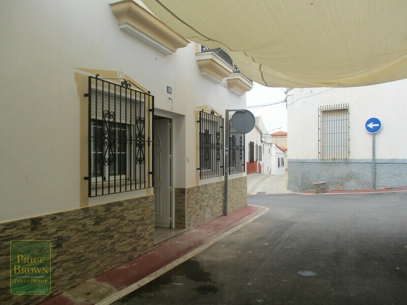 AF640: Apartment for Sale in Taberno, Almería