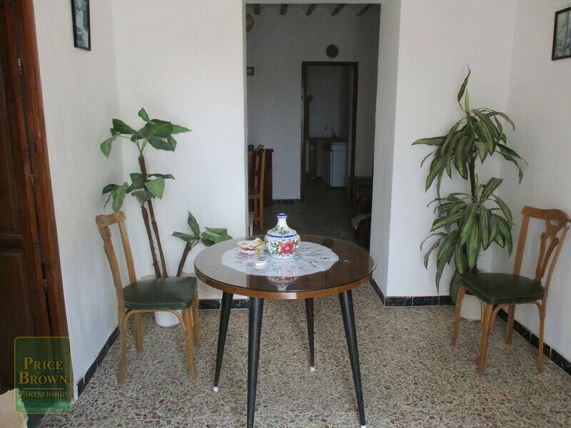 AF643: Cortijo for Sale in Oria, Almería