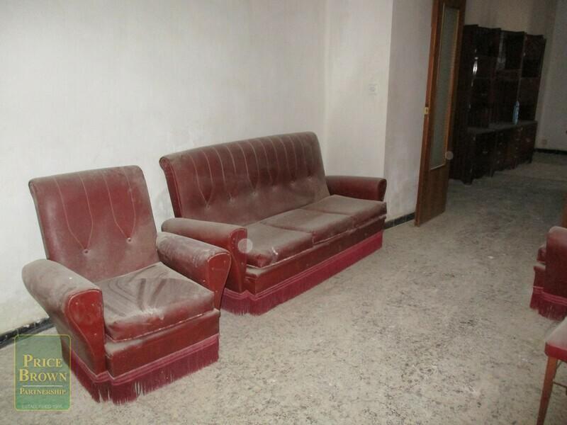 AF650: Cortijo for Sale in Albox, Almería