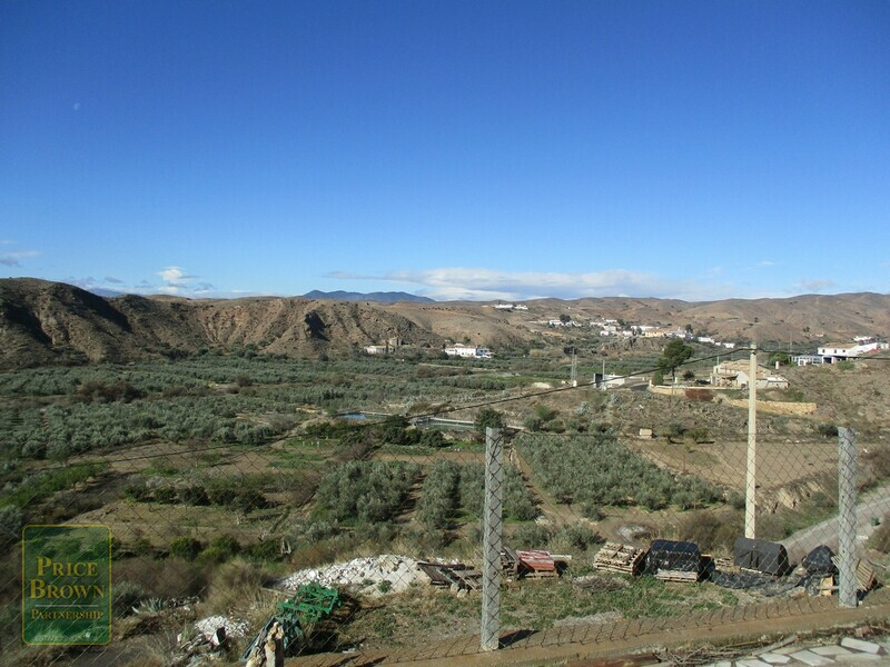 AF650: Cortijo for Sale in Albox, Almería