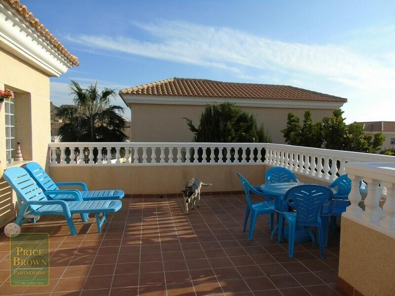 AF663: Villa for Sale in San Juan De Los Terreros, Almería