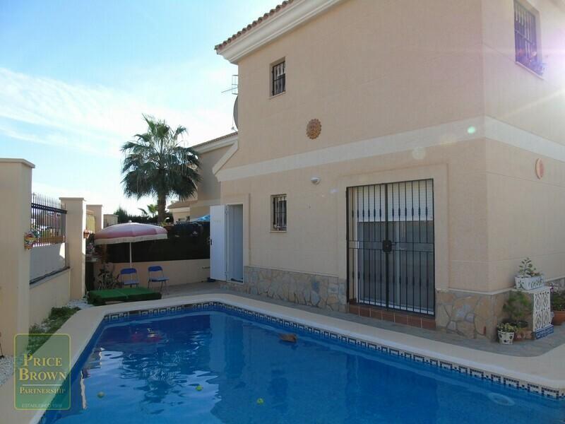 Villa in San Juan De Los Terreros, Almería