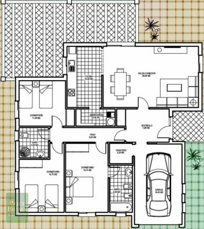 AF665: Villa for Sale in Arboleas, Almería
