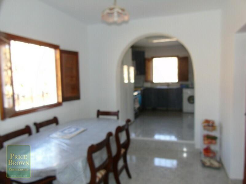 AF677: Cortijo for Sale in Oria, Almería