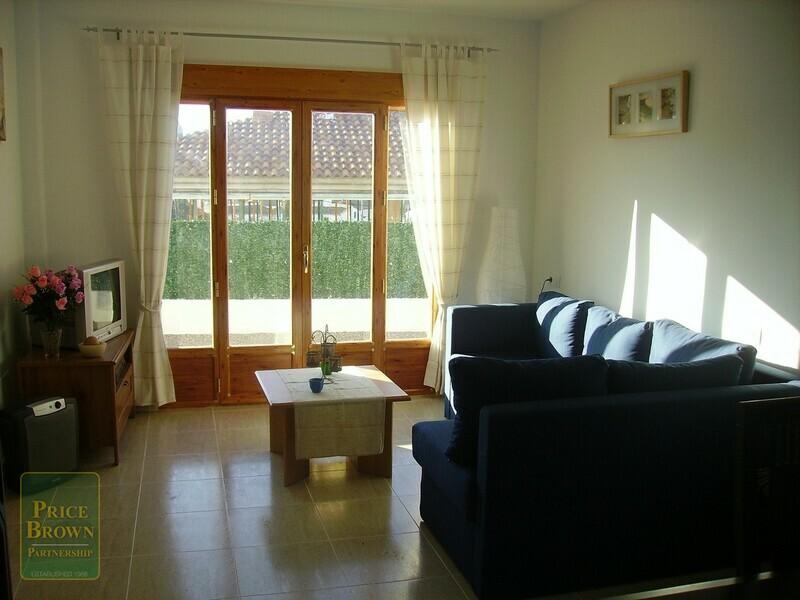 AF688: Villa for Sale in Arboleas, Almería