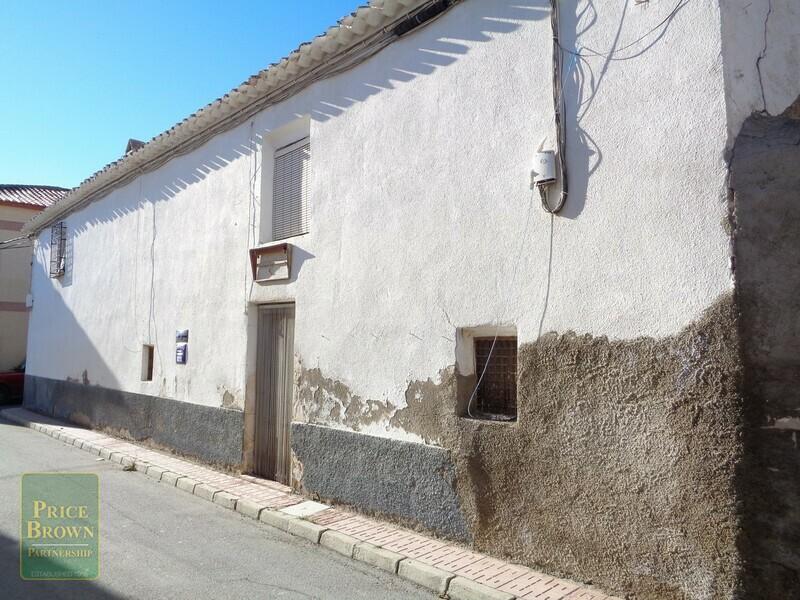 AF691: Cortijo for Sale in Albox, Almería