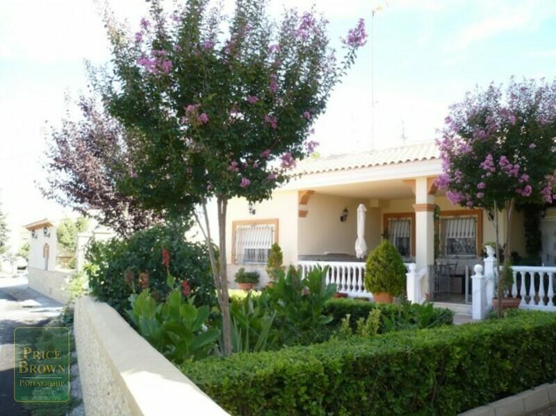 Villa in Seron, Almería