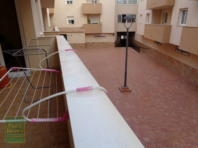 AF704: Apartment for Sale in Albox, Almería