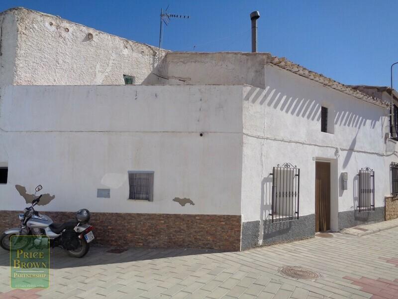 Townhouse in Partaloa, Almería