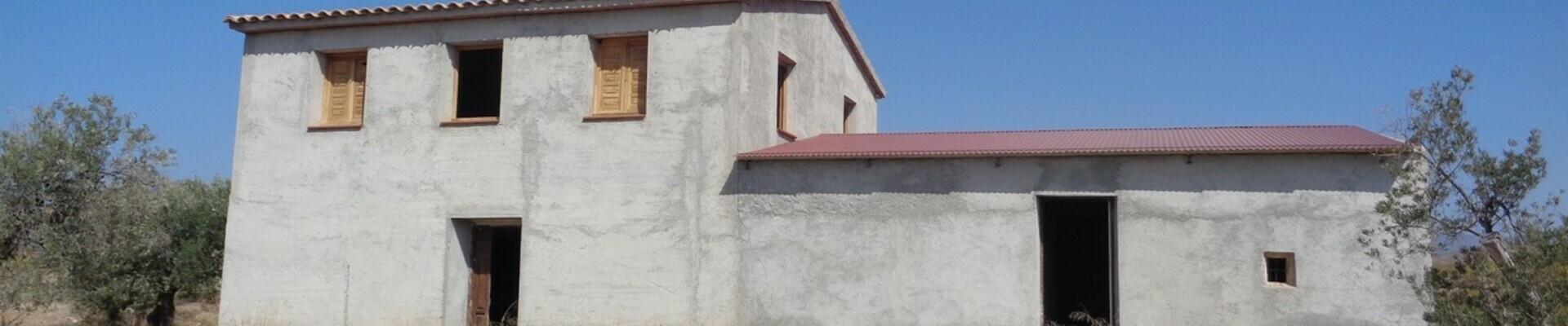 AF709: 3 Bedroom Cortijo for Sale
