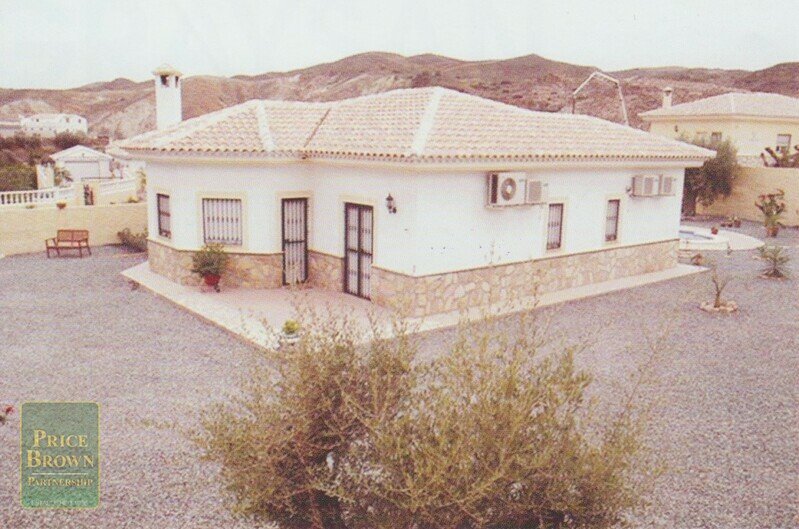 AF714: Villa for Sale in Arboleas, Almería