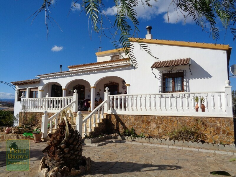 Cortijo in Albox, Almería