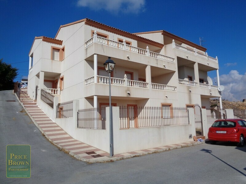 AF733: Apartment for Sale in Cantoria, Almería
