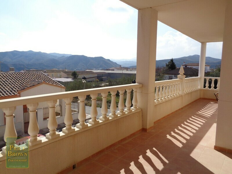 AF735: Apartment for Sale in Cantoria, Almería
