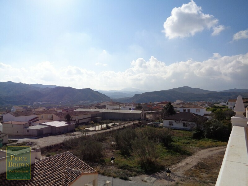 AF736: Apartment for Sale in Cantoria, Almería