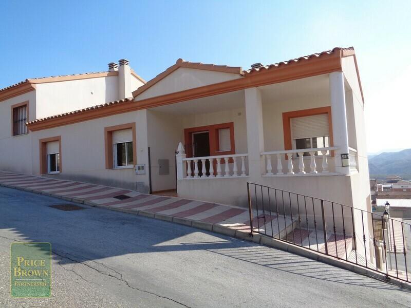 AF737: Apartment for Sale in Cantoria, Almería
