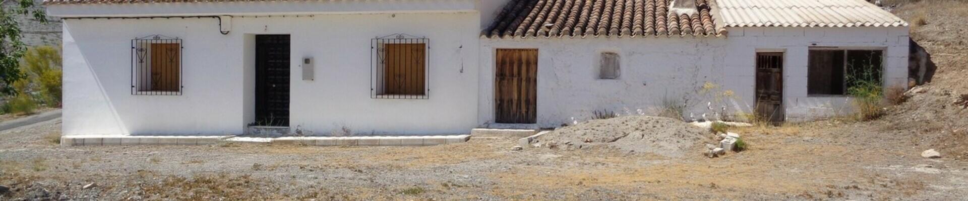 AF750: 3 Bedroom Cortijo for Sale