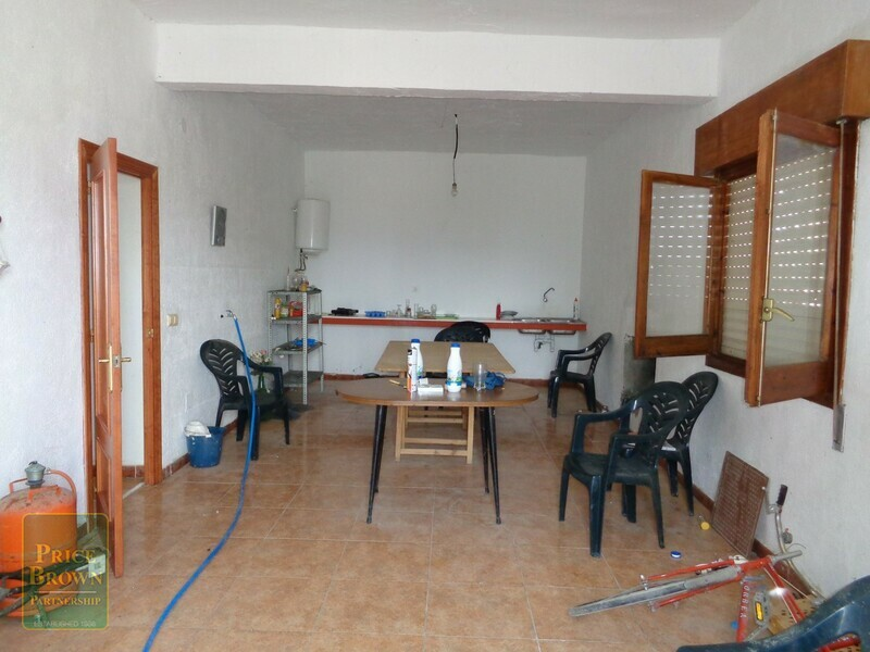 AF751: Cortijo for Sale in Partaloa, Almería
