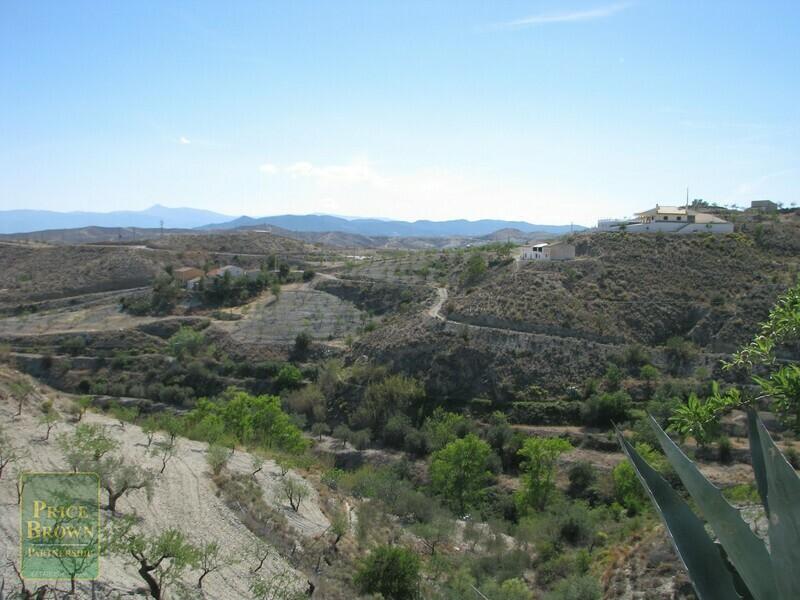 AF753: Cortijo for Sale in Oria, Almería