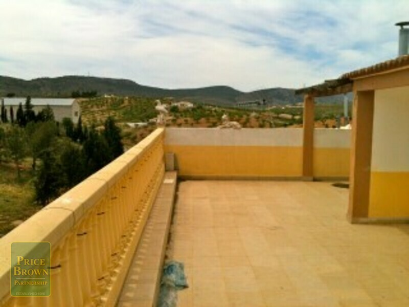 AF758: Cortijo for Sale in Oria, Almería
