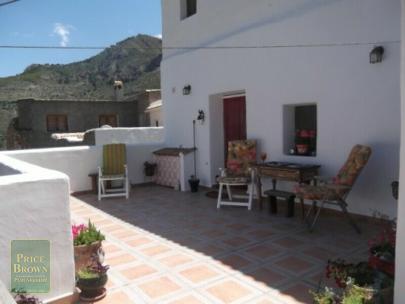 AF767: Cortijo for Sale in Albanchez, Almería