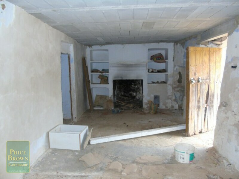 AF769: Cortijo for Sale in Lubrin, Almería