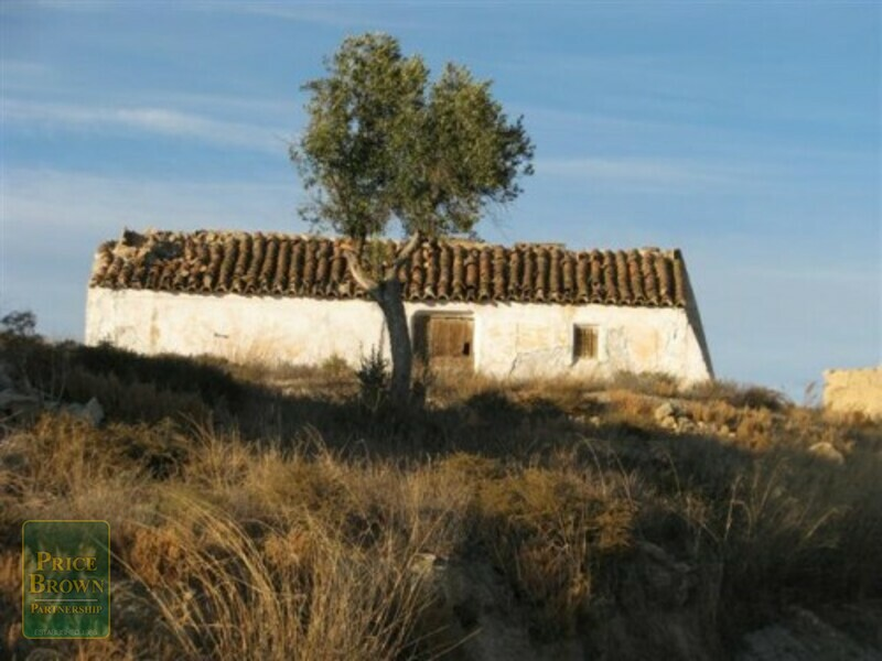 Cortijo in Albox, Almería