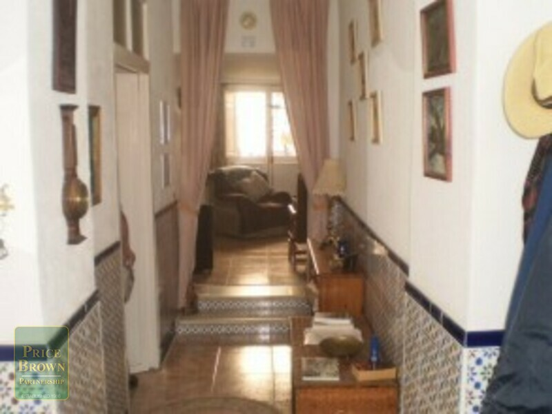 AF772: Townhouse for Sale in Cantoria, Almería