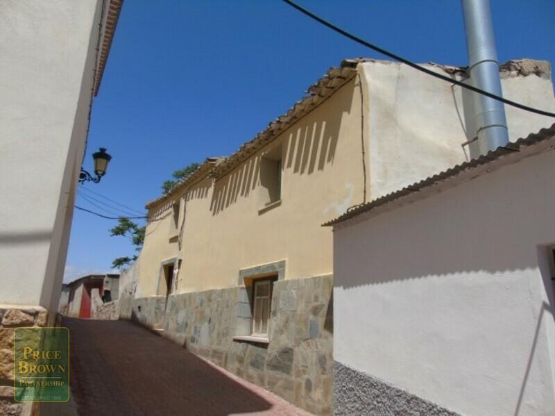 Cortijo en Albanchez, Almería